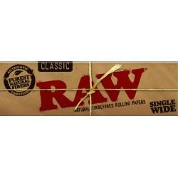 Bibułka RAW Single Wide
