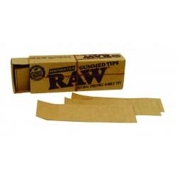 Filtr RAW Gummed Tips