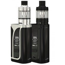 Eleaf Ikuu i200 Kit (Melo 4) Black / Silver