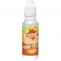 Virtus - Caramel Cookie 70/30 VG/PG 20ml / 80ml