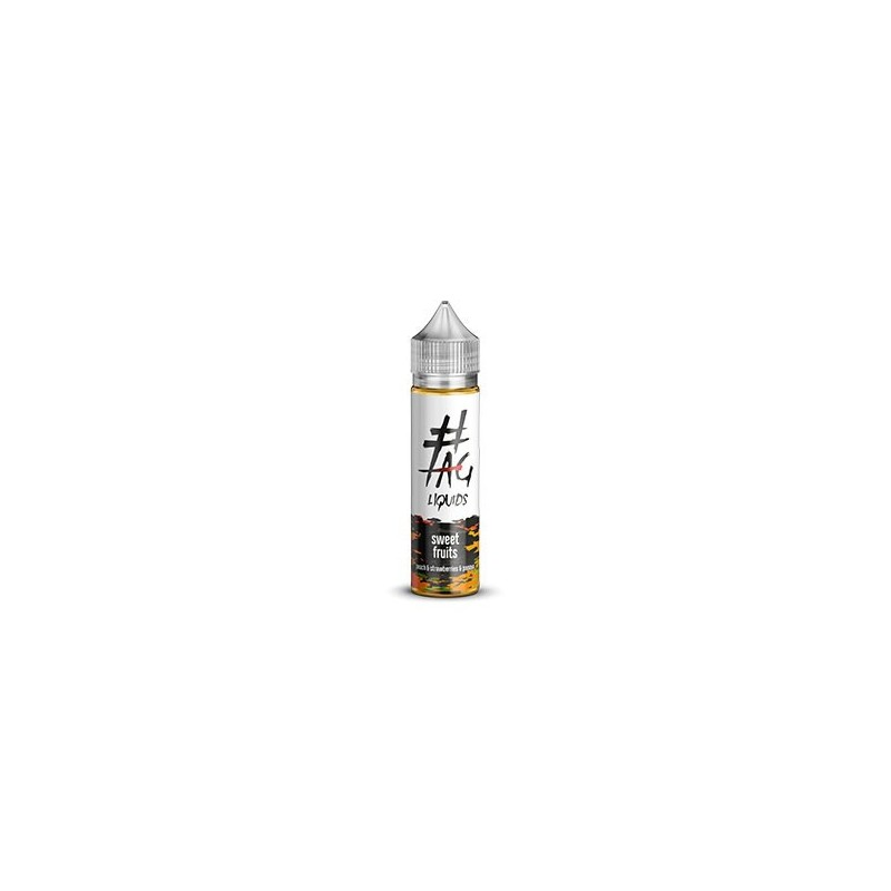 HASH-TAG Sweet Fruits 50 ml