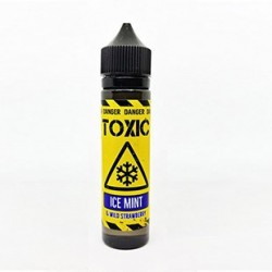 Toxic Ice Mint/Wild Strawberry 40ml