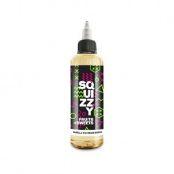 Squizzy Lemon Ice Cream Wafer 20 ml
