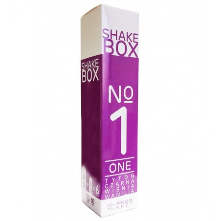 Shake Box No1. 20ml