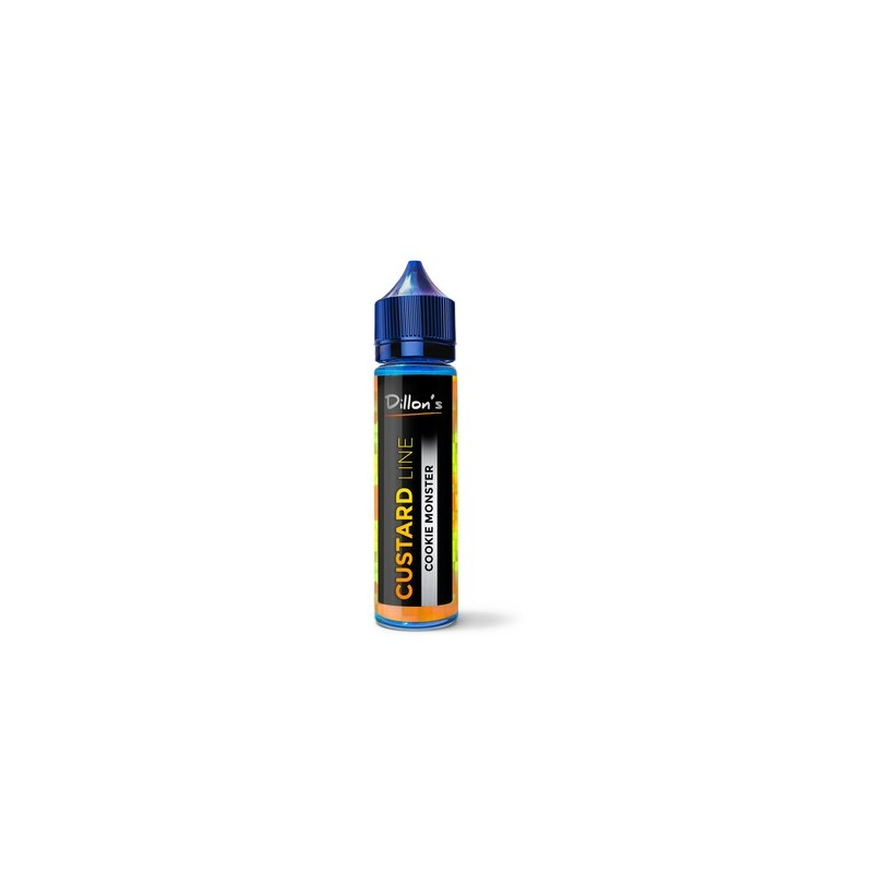COOKIE MONSTER - DILLON'S BLUE VAPE KONCENTRAT 50ML