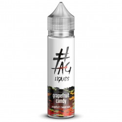 HASH-TAG Grapefruit Candy 50 ml