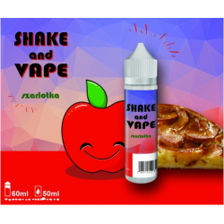 Shake and Vape-Szarlotka 50 ml