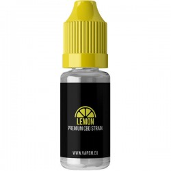 Liquid Lemon - 500 mg CBD...