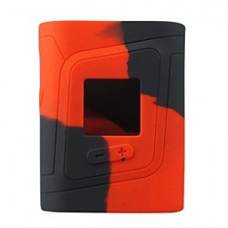 Silicon Case AL85 Czarno-Czerwony