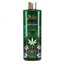 NUTKA szampon do włosów 400 ml