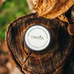 India Świeca konopna, 90 g