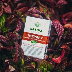 Hash   Sativa CBD THERAPY 1g