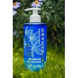 CANABO szampon do włosów...