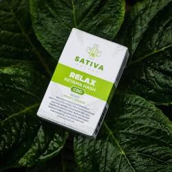 Hash Sativa CBD Relax  1 g