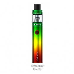Smok Stick V8 3000 mAh Big Baby Kit 5 ml Rasta Green